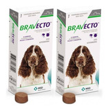 Bravecto Para Cães De 10 A 20 Kg - 2 Caixas - Pronta Entrega