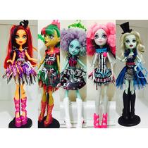 Monster High Coleção Freak Du Chic