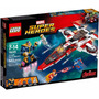 Lego Super Heroes - Missão Espacial Dos Vingadores 76049