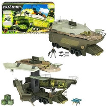 Gi Joe Veiculo Base Pit Mobile Headquarter's Comando Ação