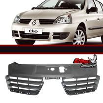 Grade Radiador Renault Clio 06 07 08 09 10+ Brinde