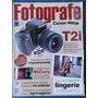 Revista Fotografe Mai/2010 #164 Cruz Lingerie Mccurry Canon
