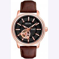 Relógio Bulova Masculino Automatic Wb22088p