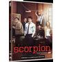 Dvd Scorpion - 1ª Temporada - Original - Lacrado