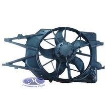 Motor E Helice Arrefecimento Radiador-peca Focus-2002-2004