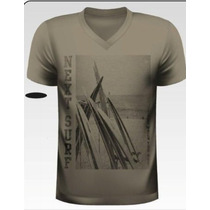 Camisa De Malha Masculina - Moderna E Duravel - Kit Com 6 Un