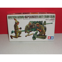 Tamiya British Army Anti-tank Gun