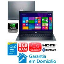 Notebook Dell Vostro V14t-5470-a50 Com Intel® Core I7-4500u