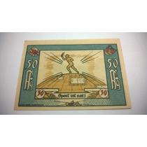 Cédula Notgeld 50 Pfennig 1922 - Lt0085
