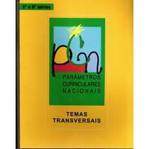 Livro Parâmetros Curriculares Nacionais - Temas Transversais