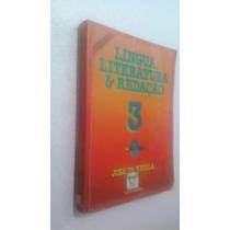 Livro Lingua Literatura E Redação 3 - José De Nicola