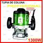 Tupia De Coluna Profissional Sh 1300w - Sem As Fresas