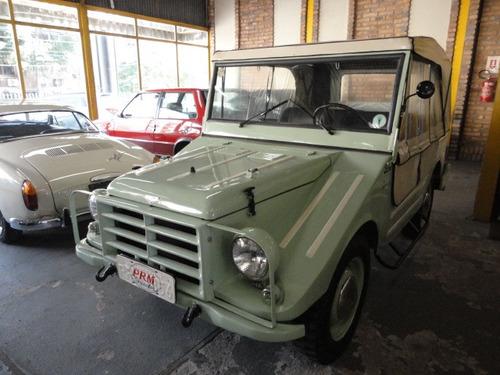 DKW CANDANGO 4X4 1959 PARA COLECIONADOR EXIGENTE