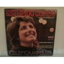 Compacto Vinil - Celly Campelo Estupido Cupido