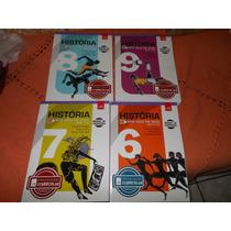 História Coleção Completa Pnld 2014 ( Para Professores) Novo