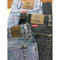 Calça Jeans (1 Lee + 2 Wrangler + 1 Diesel) Frete Grátis!!!!
