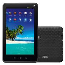 Tablet Mondial Tb-12, Preto, Tela 7 , Wi-fi, Android 5.1,8gb