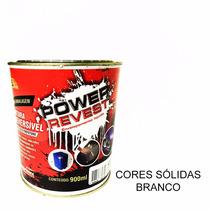 Power Revest, Envelopamento Liquido - Branco Fosco Lata 1/4