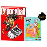 Dragon Ball - Vol 1 - Com Pôster Exclusivo - Capa Dura