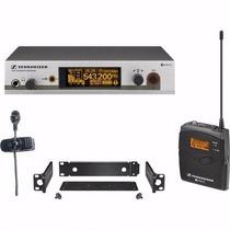 Sistema Sennheiser Ew 322 G3 Omni Lapela Radio Microfone