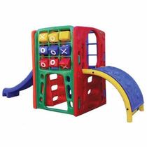 Brinquedo Parquinho Playground Escorregador Escalada