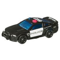 Barricade Transformes Rpms 1:64 Hasbro Carro De Policia Raro