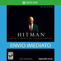 Hitman - Xbox One - Envio Imediato - Pt-br