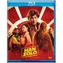 Blu-ray Han Solo : Uma História Star Wars - Original C/ Nota