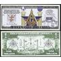 Cédula Dolar Fe Maçonaria - Maçom 10 Unidades