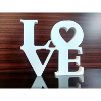 Letras Em Pvc Decorativas Palavra Completa - Amor
