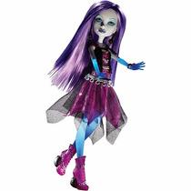 Boneca Monster High Spectra Vondergeist Luzes Apavorantes