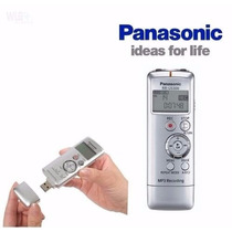 Gravador De Voz Digital Panasonic Rr-us300 / 2gb