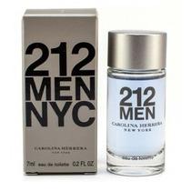 Carolina Herrera 212 Men Nyc Masculino 5ml Miniatura