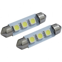 Lâmpada Automotiva Torpedo 3 Led
