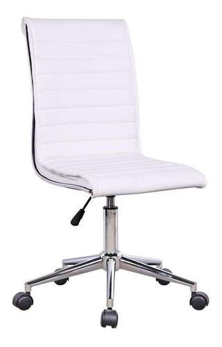 Cadeira De Escritório Mobly Marilyn Branca