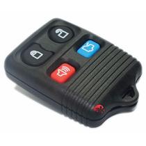 Controle Alarme Ford - 4 Botões - Ecosport, Fiesta E Ka Novo