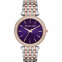 Relógio Michael Kors Mk3353 Garantia 1 Ano Frete Gratis