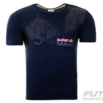 Camiseta Puma Red Bull Racing Infiniti Graphic - Futfanatics
