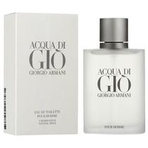 Perfume Acqua Di Gio Pour Homme Edt 55ml O Mais Vendido