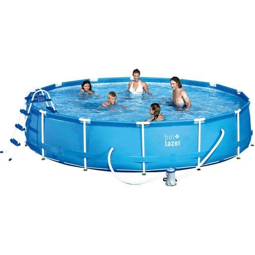 Piscina Splash Fun 3,00m X 76cm - 4600 Litros - Combo 110v