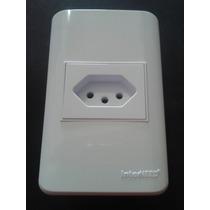 Interruptores E Tomadas Linha Luxo Interneed Ultralar/toplar