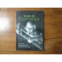 Livro Sinais De Esperança, De Alejandro Bullón ***novo***