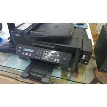 Multifuncional Epson L555 Tanque De Tinta Wi Fi