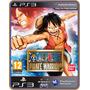 One Piece Pirate Warriors Psn Ps3 Original Mídia Digital