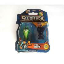 Slugterraneo Basic Figure 2 Pack - Doc & Stinky