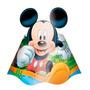 Chapéu Aniversário Mickey 8un