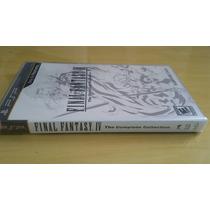Final Fantasy Iv The Complete Collection Psp Novo Lacrado