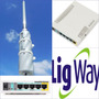 Kit Provedor Wireless Profissional Mikrotik - 2 Ou 5 Ghz