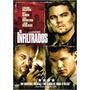 Dvd Os Infiltrados - Leonardo Dicaprio - Original E Lacrado