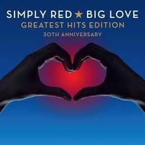 Simply Red Big Love Greatest Hits 30th Cd X 2 Novo